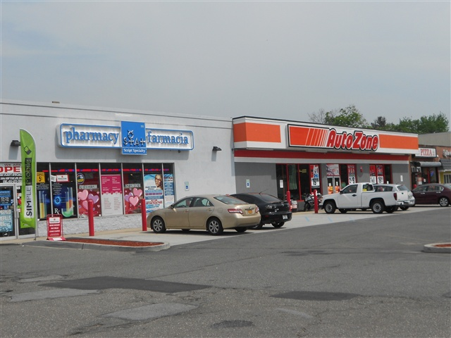 New York Ave, Huntington, 17k SF