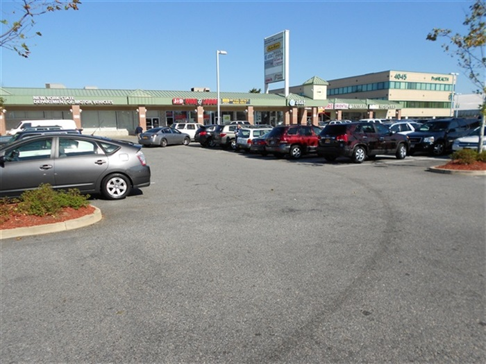 Hempstead Turnpike, Bethpage, 80,000 SF